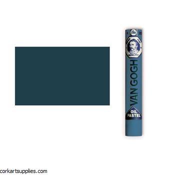 Van Gogh Oil Pastel Phthalo Blue Tint 3