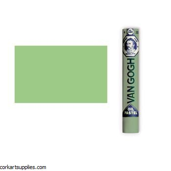 Van Gogh Oil Pastel Green Medium Tint 7