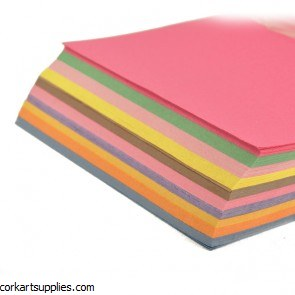 Sugar Paper Assorted A2 250 Pack