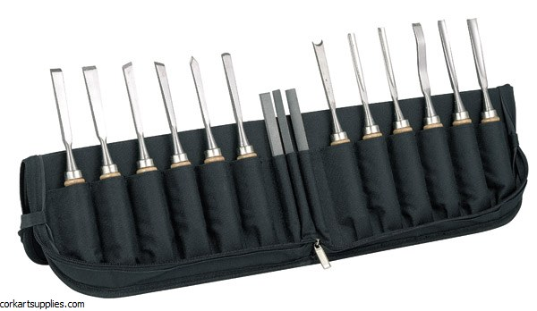 Wood Carving Set 12 Pack