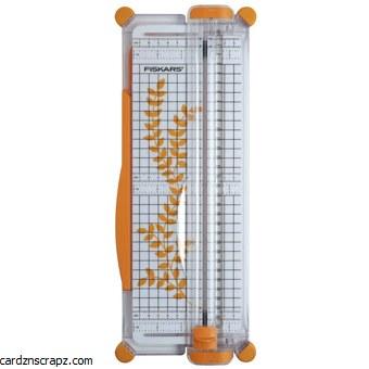 Trimmer Fiskar A4 Swing Rule