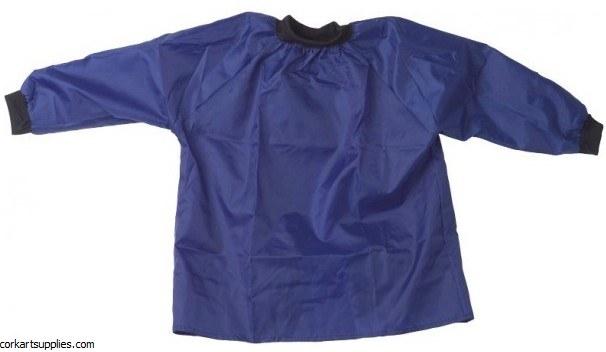 Apron Child Nylon Blue 6-8 yrs