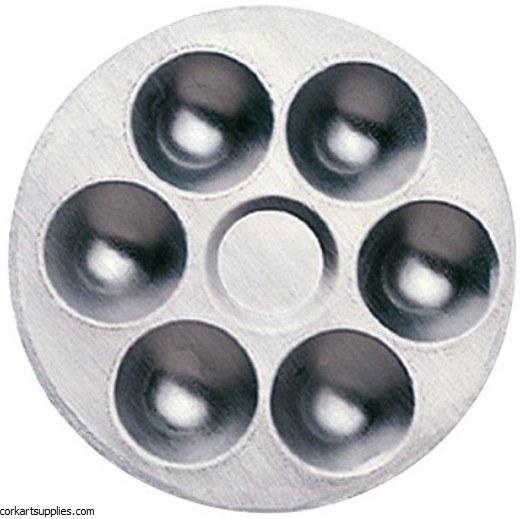 Palette Aluminium Round Ø11cm