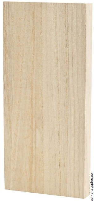 Wood Budget Block 96x206x20mm