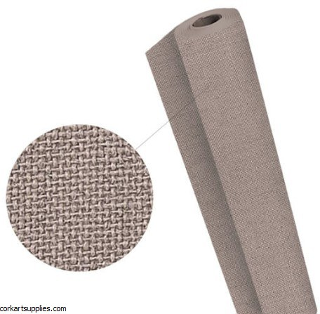 Linen Roll 280g 2.1x10m Raw^