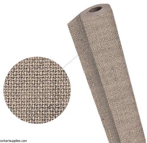 Linen Roll 300g 2.1x10m Raw^