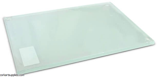 Glass Mixing Plate 20x30x1cm*