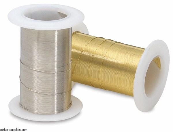 Wire Silver 0.5mmx25m