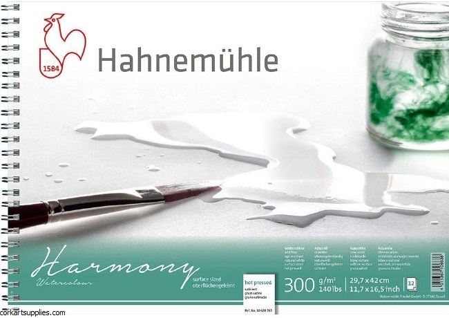 Hahnemuhle A3 WC Harmony HP
