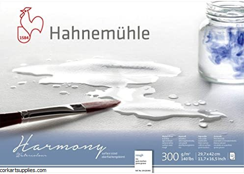 Hahnemuhle A3 WC Harmony Rough