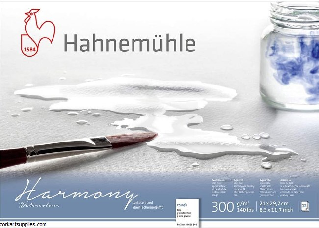 Hahnemuhle A4 WC Harmony Rough