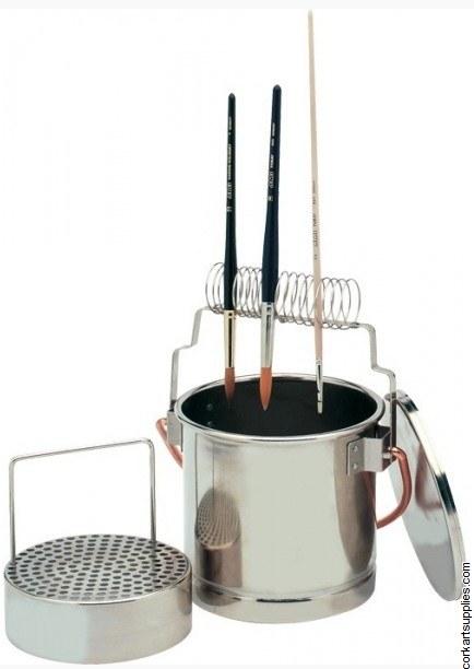 Brush Cleaner Pot Professional