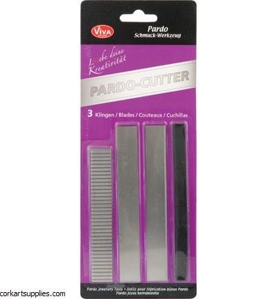 Polymer Clay Cutter Blades 3pk