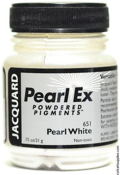 Pearl Ex Pigment 21g Pearl White