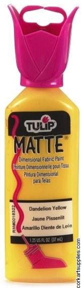 Tulip 3D Matte Dandelion Yel