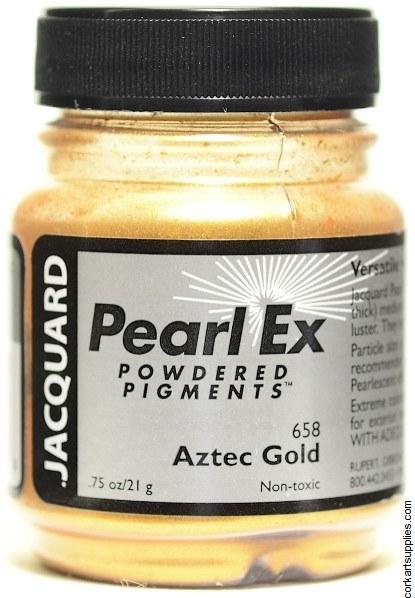 Pearl Ex Pigment 21g Aztek Gold