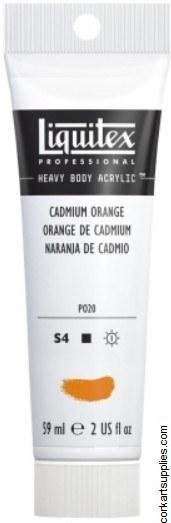 Liquitex 59ml Cadmium Orange Series 4
