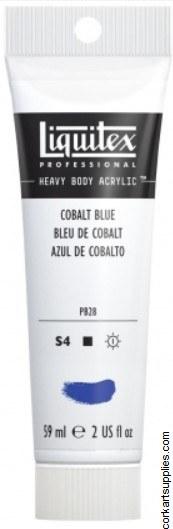 Liquitex 59ml Cobalt Blue Series 4