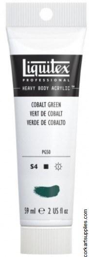 Liquitex 59ml Cobalt Green Series 4