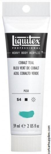 Liquitex 59ml Cobalt Teal Series 4