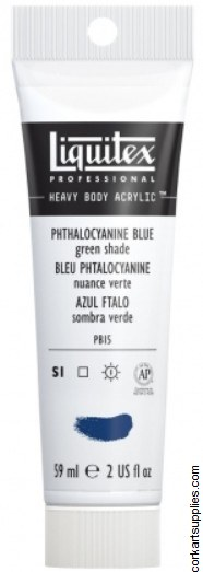 Liquitex 59ml Phthalo Blue Series 2