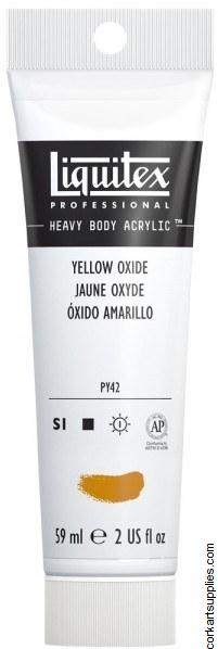 Liquitex 59ml Yellow Oxide Series 1
