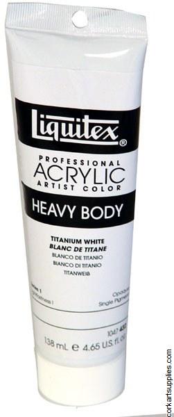 Liquitex 138ml Titanium White