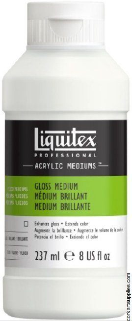 Liquitex 237ml Gloss Medium