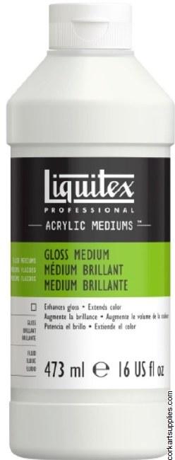Liquitex Medium & Varnish 437ml