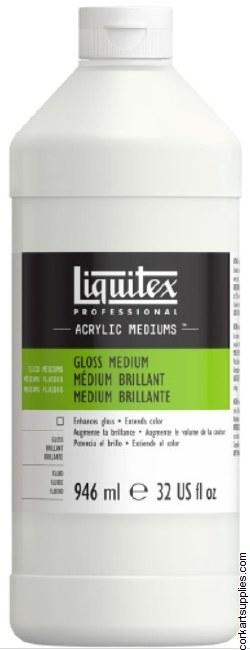Liquitex Gloss Medium & Varnish 946ml