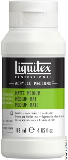 Lqx 118ml Matt Medium
