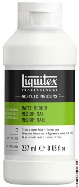 Liquitex 237ml Matt Medium