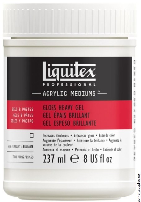 Liquitex 237ml Heavy Gel Medium
