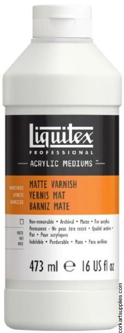Liquitex Matt Varnish 237ml