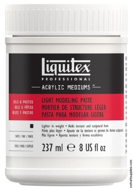 Liquitex 237ml Light Modelling Paste