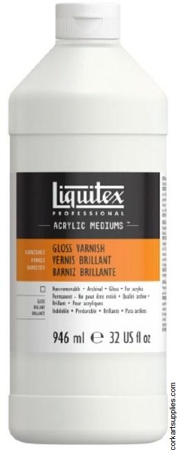 Liquitex 946ml Gloss Varnish