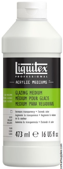 Liquitex 473ml Glazing Medium