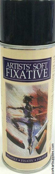 Fixative 150ml Ghiant Spray