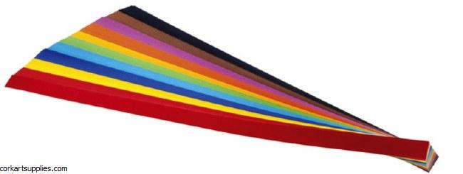 Paper Strips 200pk 1cm 50cm