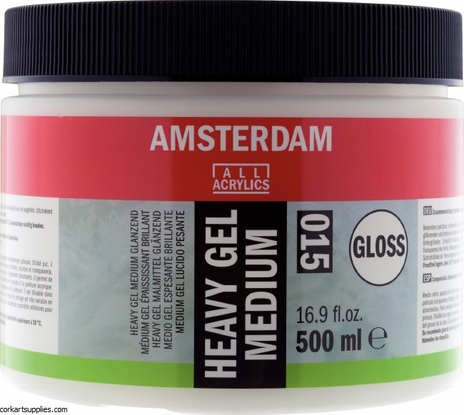 Amsterdam Heavy Gloss 500ml