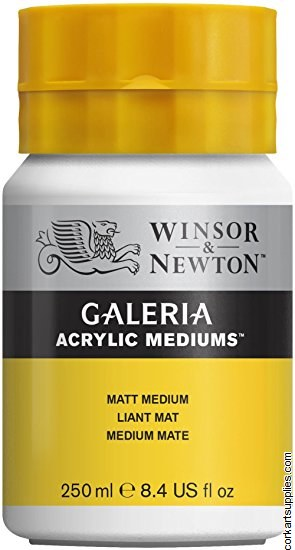 Galeria 250ml Matt Medium