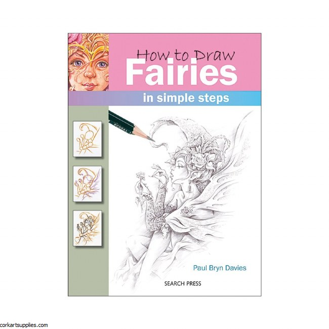 Book How to Draw Fairies