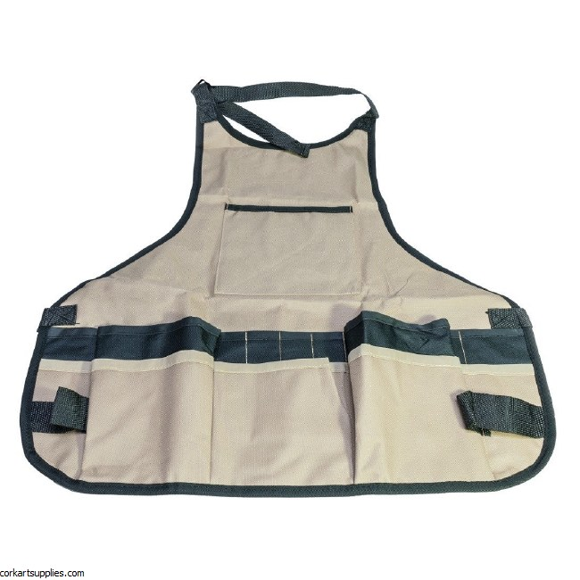 Apron Artist Sleeveless Medium