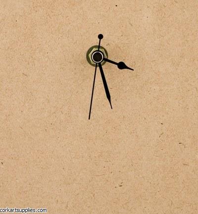 Clock Hands Black 36mm 3pk