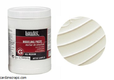 Liquitex 946ml Modelling Paste