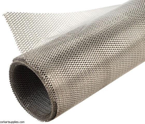 Wire Mesh Roll 500mmx3m Fine