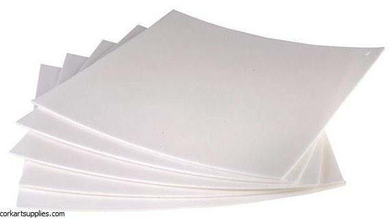 Polystyrene Sheets 30x30cm Square 10pk