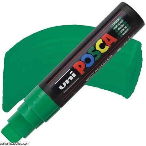 Posca Broad 15mm Green
