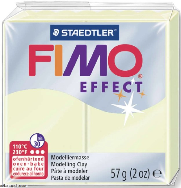 Fimo 57gm Effect Nightglow