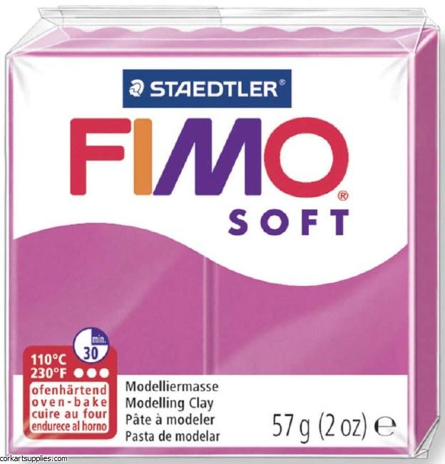 FIMO Soft 57g 8020-22 raspberry